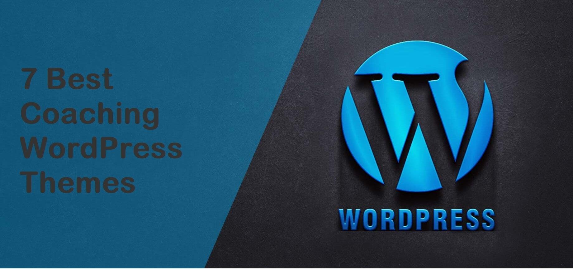 7 Best Coaching WordPress Themes
