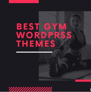 Best Gym WordPress Themes
