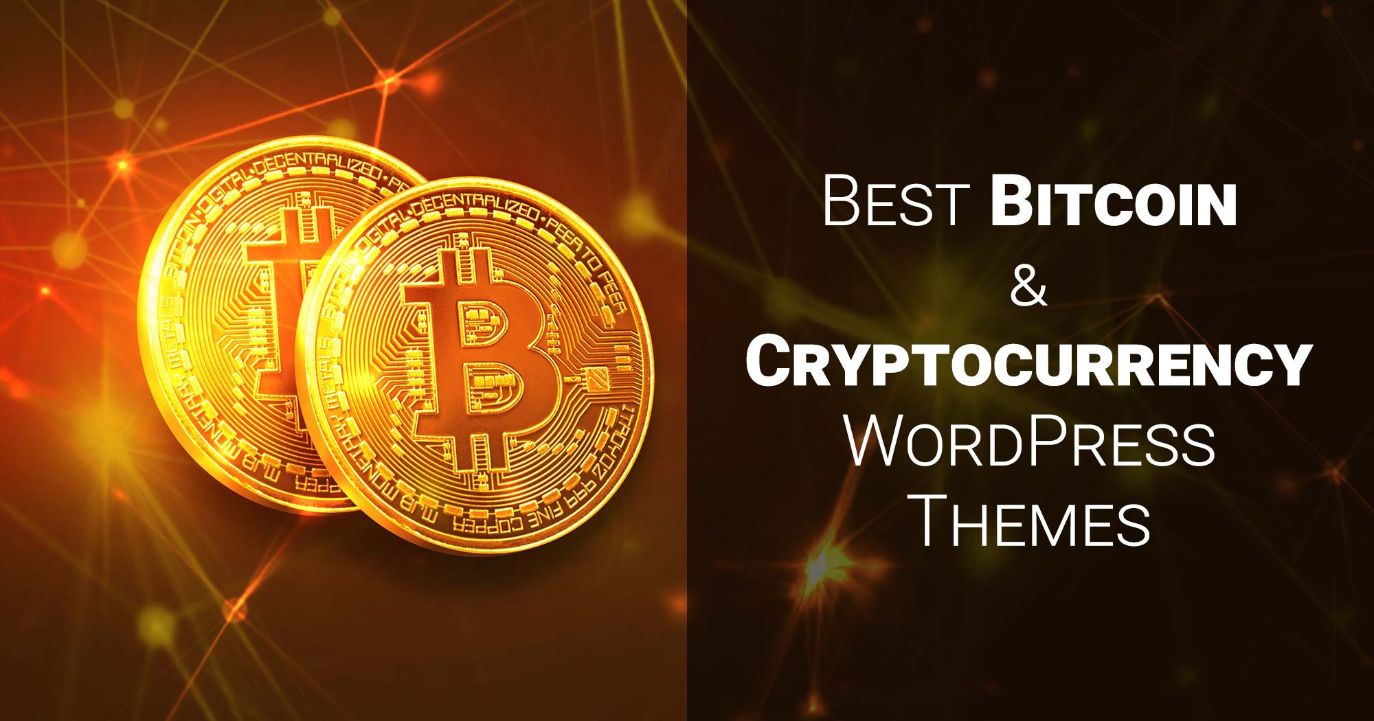 5 Best Bitcoin & Cryptocurrency WordPress Themes 2019