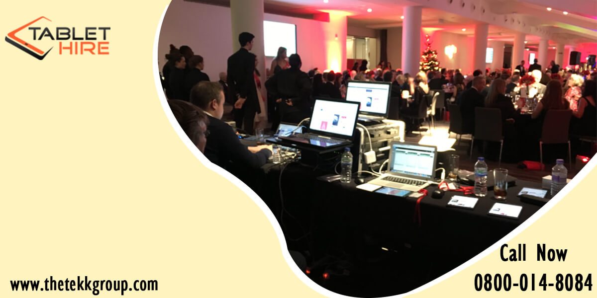 How Ipad Hire Is Helping To Reduce The Cost Of Corporate Events?