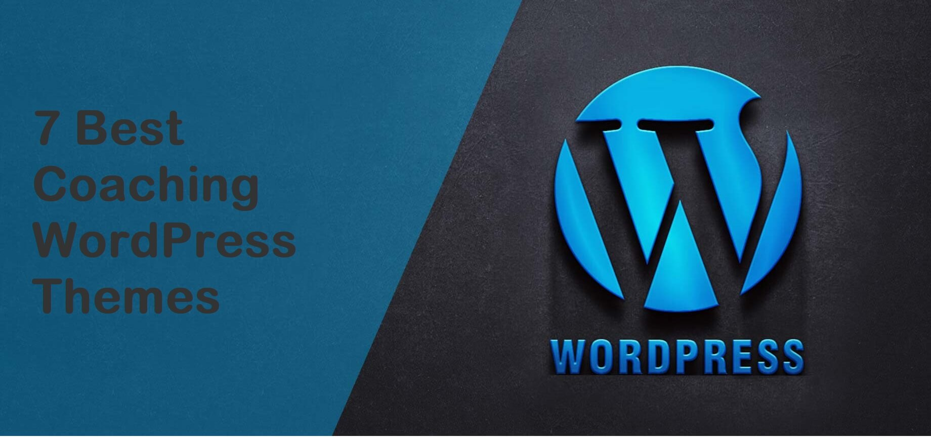 7 Best Coaching WordPress Themes