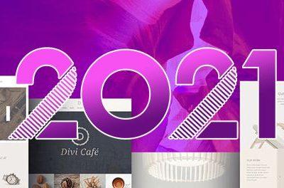 Popular WordPress Themes of 2021