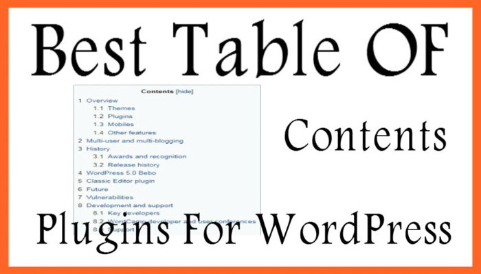 Best-Table-of-Contents-Plugins-For-WordPress
