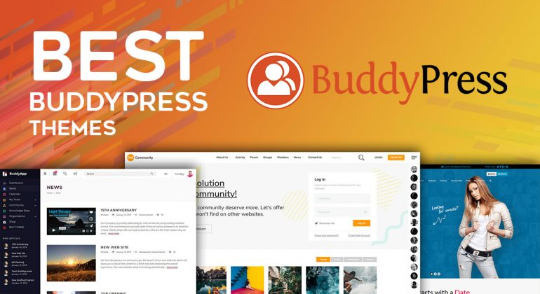 Best BuddyPress Themes 2021: For Social Community Sites