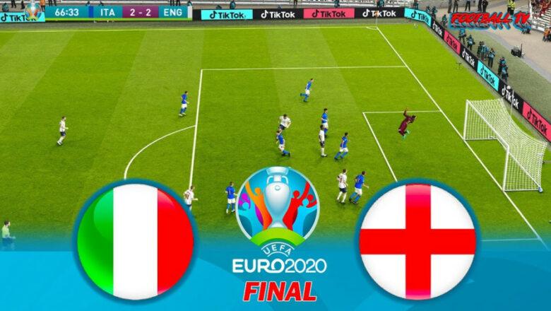 Euro 2020 Final Highlights