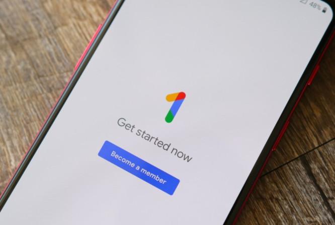 Google One's free VPN service