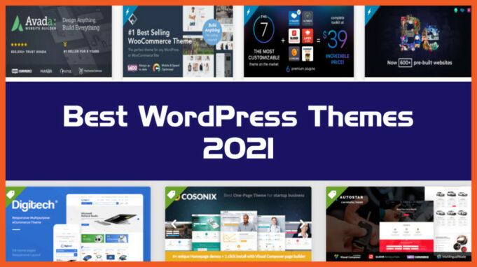 Best WordPress-Theme-2021