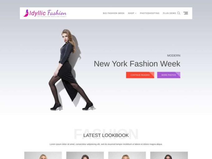 Free-Fashion-WordPress-Theme